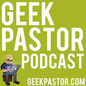 Geek Pastor Podcast Logo